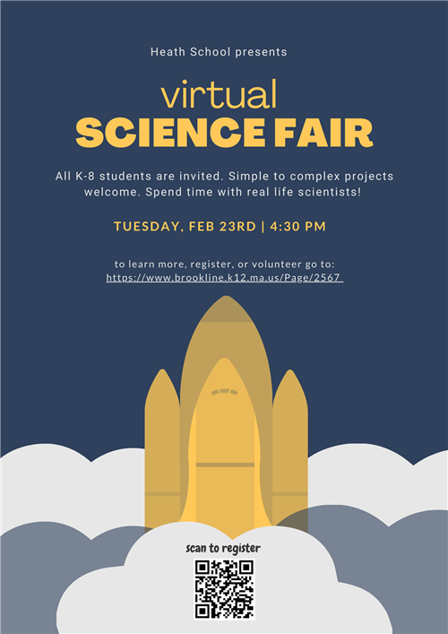 Heath Virtual Science Fair 2021